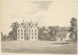 King's Weston, Lady Lippincote's House